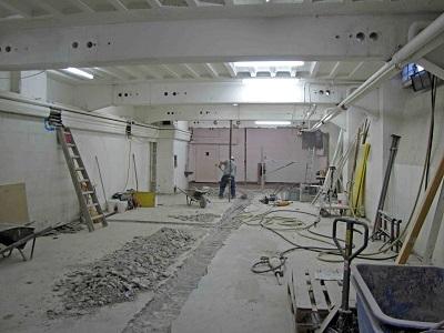 Rekonstrukcija poslovnih prostora